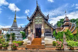 Chiang Mai - Photo: Mariamichelle [via-pixabay.com]