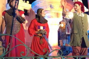knight festival in the old city of Jerusalem - CarniFest Online Photo © All Rights Reserved