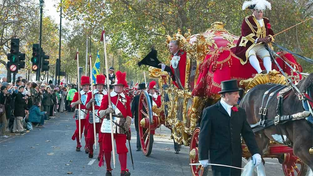 Lord Mayor's Show - [Photo: lordmayorsshow.london]