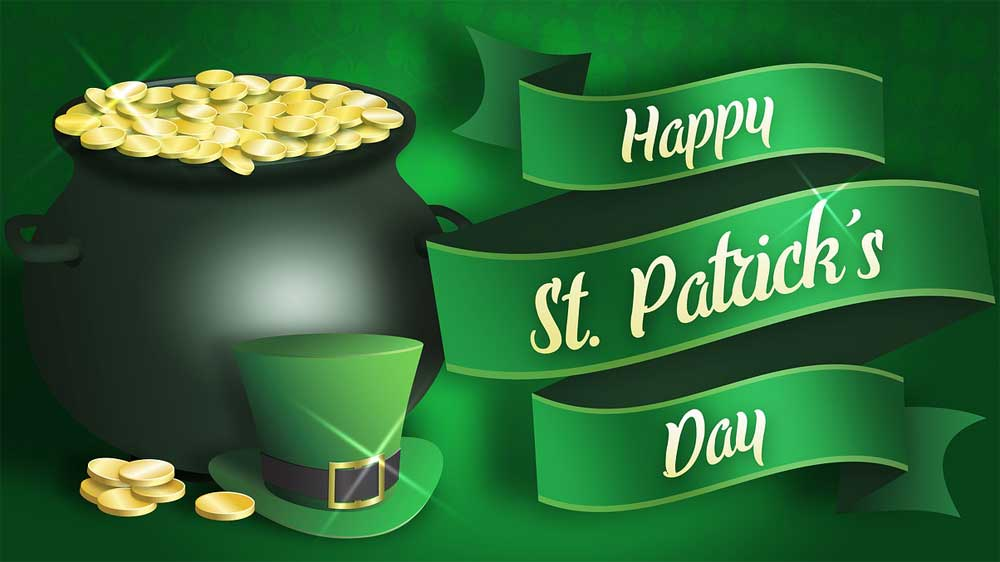 Image result for st patrick's day 2019