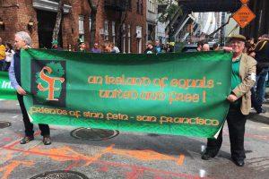Photo: United Irish Societies San Francisco - uissf.org