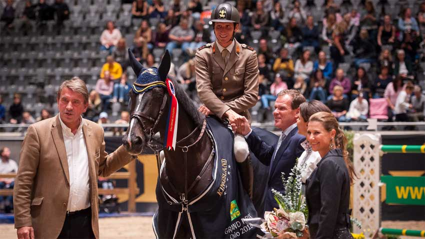 Photo: oslohorseshow.com