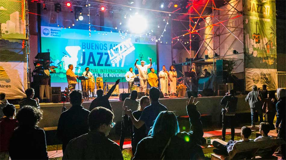 Buenos Aires International Jazz Festival 2019 | Tickets