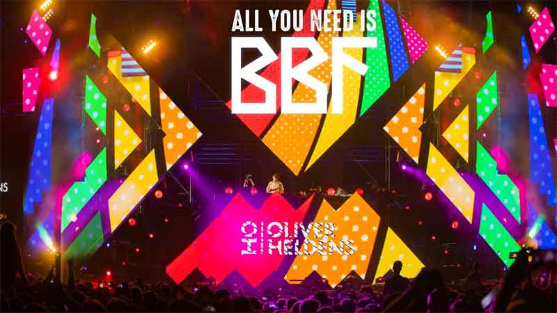 The Festival 2020.Bbf Barcelona Beach Festival 2020 Tickets Dates Venues