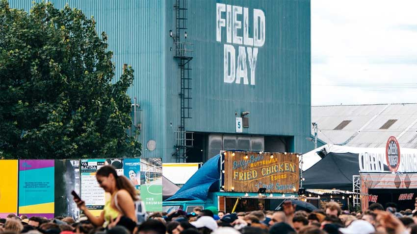 Photo: fielddayfestivals.com