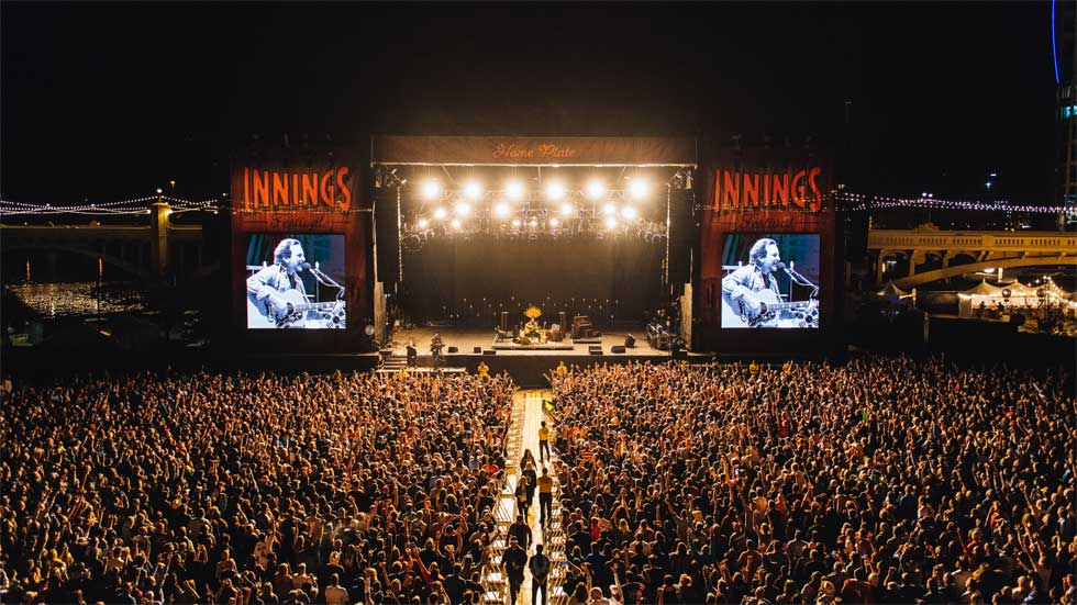Photo By Charles Reagan Hackleman [https://www.inningsfestival.com/partners/#press]